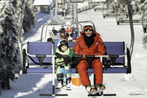 chairlift safety kids