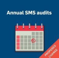 Annual SMS audits