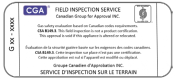Canadian Group for Approval