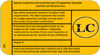 LabTest Certification Inc.