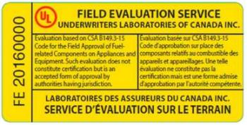 Underwriters Laboratories of Canada - Field Evaluation Service