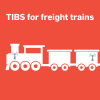 TIBS for freight trains